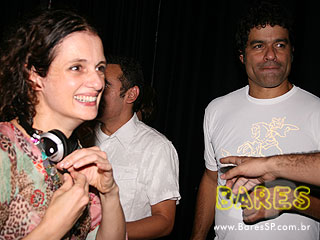 Tutu Moraes, Denise Fraga e Raí comandam as pick-ups do Studio SP