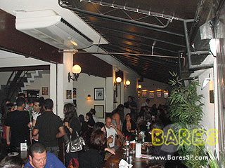 Banda Dose Tripla no Bar Martins