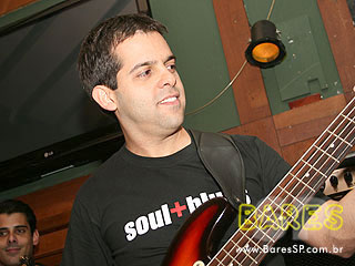 Michel Freidenson Quartet Jazz e Soul + Blues