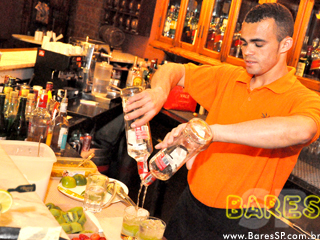 Happy Hour no Bartholomeu - Ação Caipiry