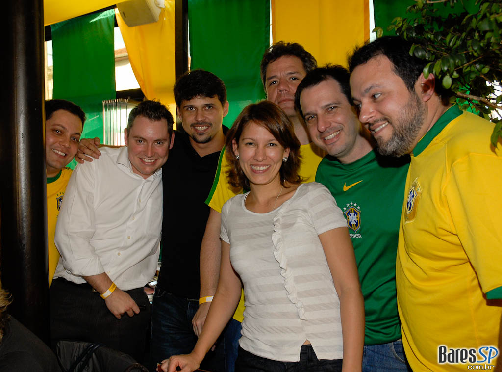 Copa do Mundo 2010 na Aclimação é no Bar Matriz