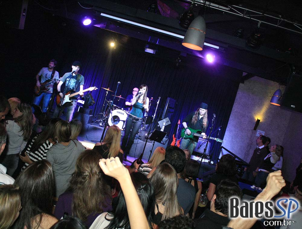 Banda Almanak no Wild Horse Music Bar