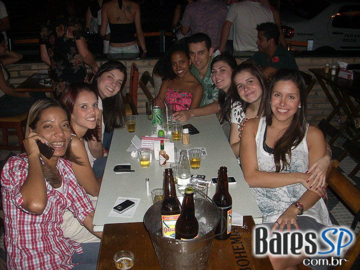 Samba Esporte Fino  no Bar do Arnesto