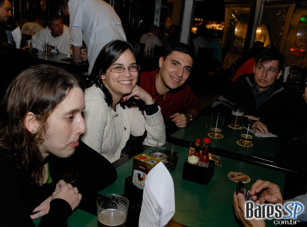 Happy hour no Bar do Juarez - Itaim
