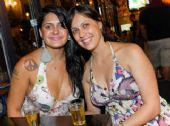Petiscos e chopp gelado no s�bado do Tribunal Bar /fotos/coberturas/14216//14216_pq BaresSP