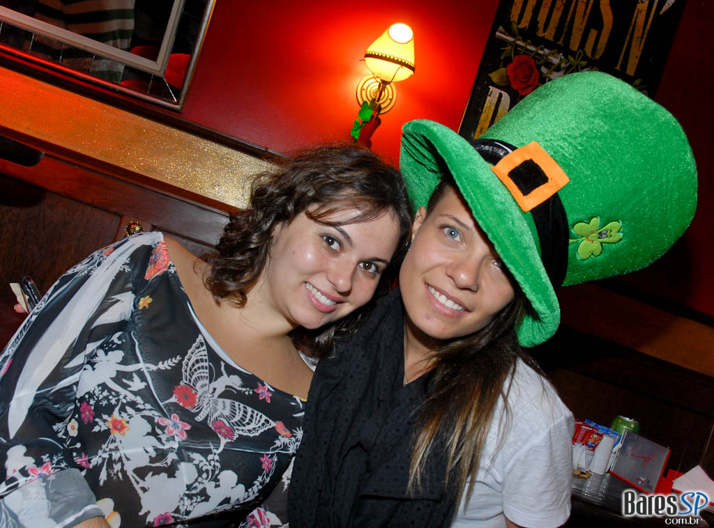 ST. PATRICK'S PARTY NO REPUBLIC PUB