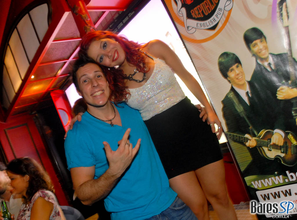 BANDA TABOO NO REPUBLIC PUB
