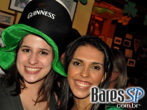 St. Patrick's Day no pub irlandês mais autêntico de São Paulo, O'Malley's
