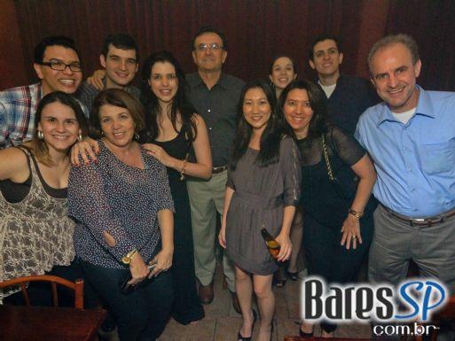 Banda de pop rock e Flashback em comemoração ao St Patricks Day do Buena Vista Club