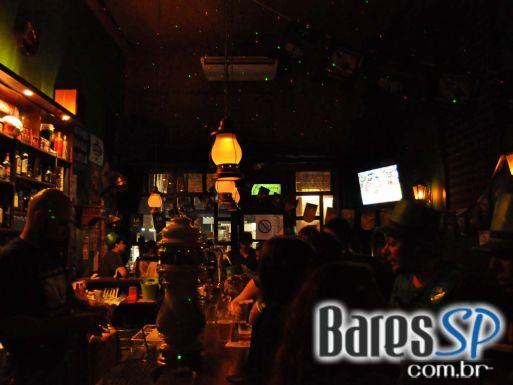 The Pub comemorou St. Patrick's Day no sábado com a cerveja Duff