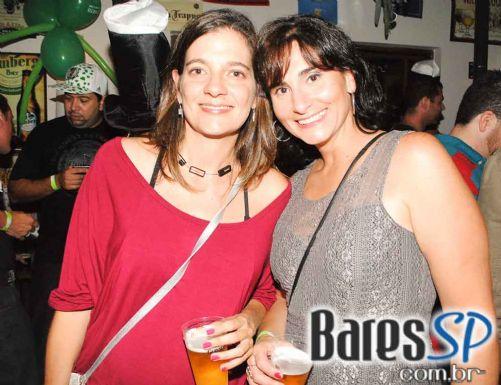 Melograno Forneria e Empório de Cervejas comemorou o dia de Saint Patrick com festa temática
