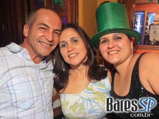 Bar Charles Edward comemorou o ST. Patrick's Day com atrações especiais