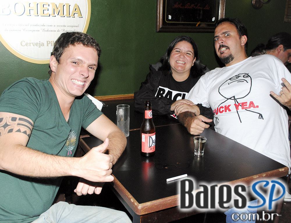 Banda Moby Dick agitou a noite do Willi Willie