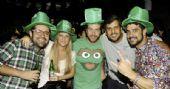 She Rocks celebrou o St. Patrick's Day com bandas Heart Filds, Guaiamun e Overman