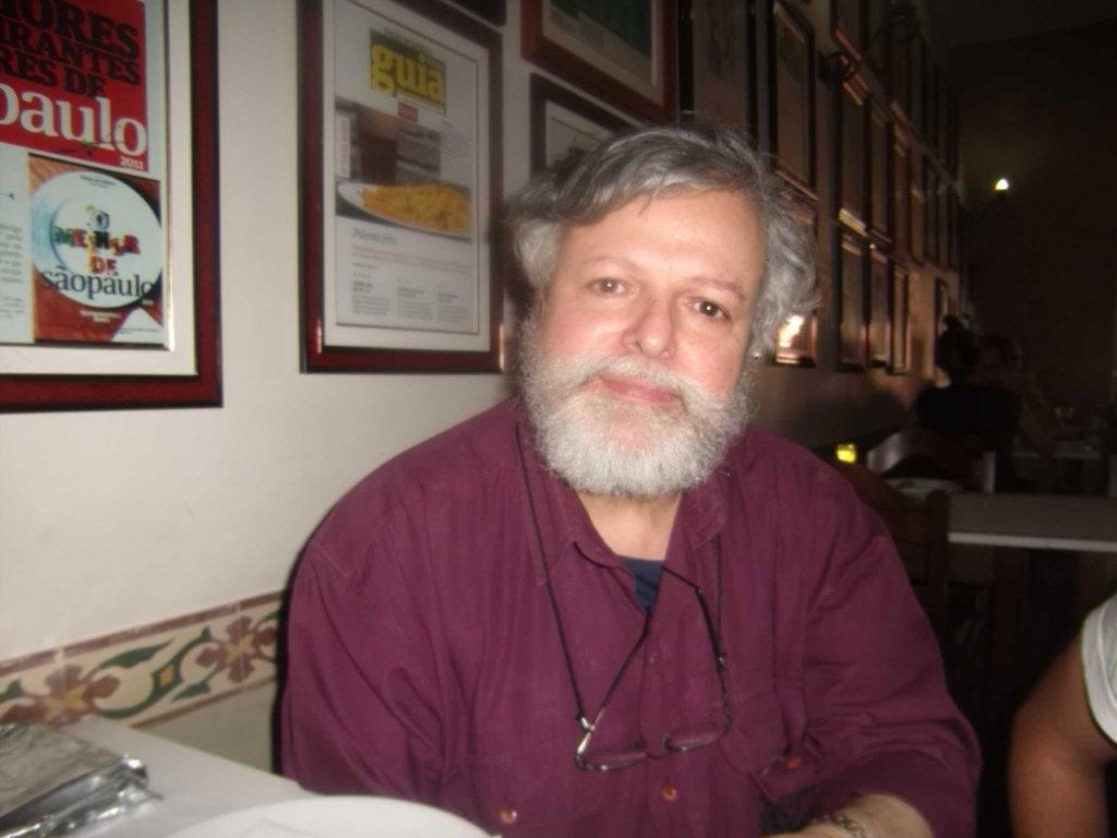 Jaime Palhinha no Elídio Bar