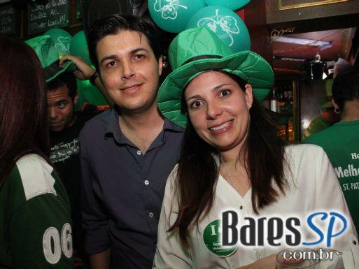 Republic Pub celebrou o St. Patrick's Day com programação especial