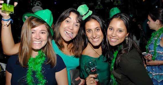 Dublin Live Music celebrou na segunda-feira o Dia de St Patrick