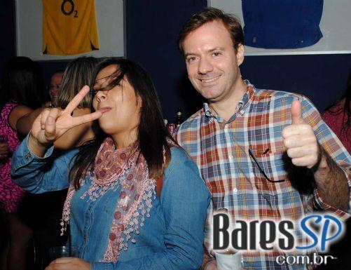 Banda Meio Termo animou o 8º aniversário do London Station no sábado - St. Patrick Week