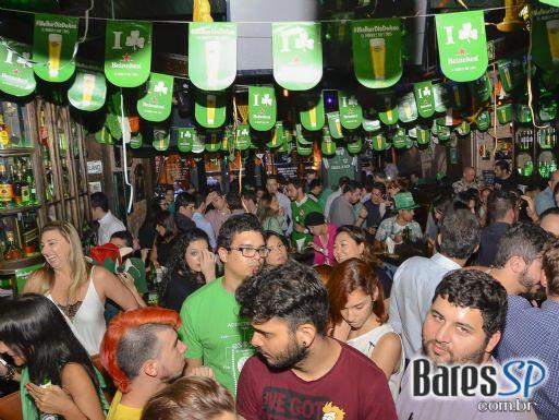 St. Patrick's Day no Dublin Live Music