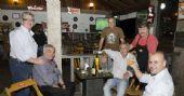 Boteco Do Murruga ofereceu petiscos e bebidas diversos durante o happy hour /fotos/coberturas/20943/20943_pq BaresSP