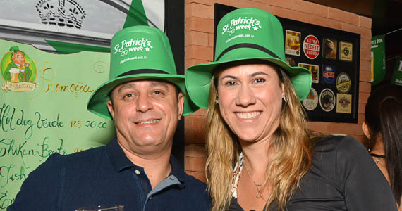 Bandas Gullivera, Rock For All e Tilt comandaram a festa de St. Patricks do Rhino Pub