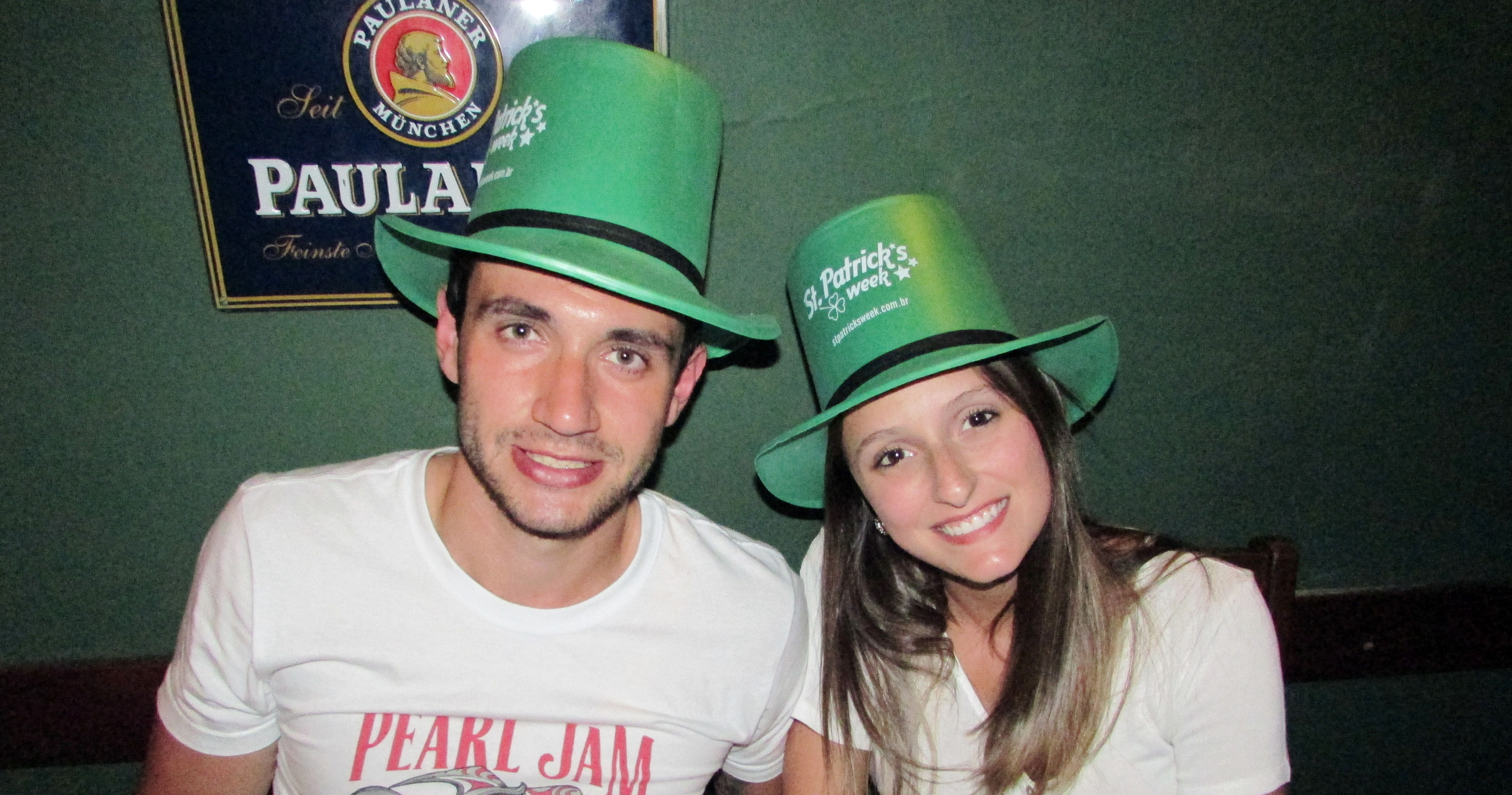 Banda Appleheads e Gaita de Foles animaram o St. Patricks Day do Goodfellas