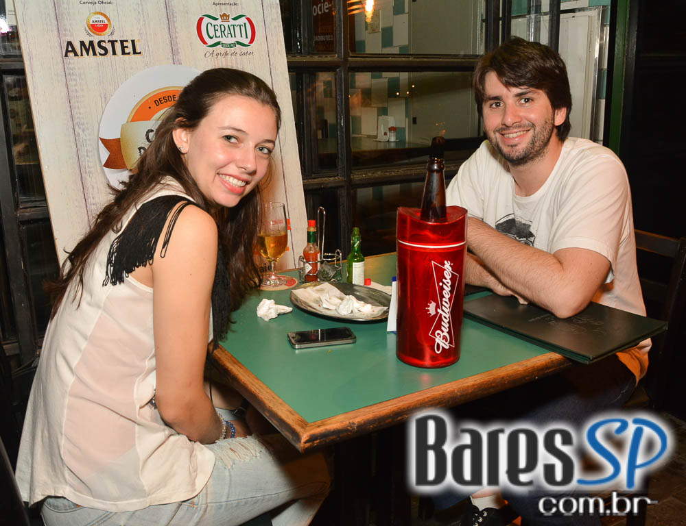 Bar do Zé Gordo participa do Comida di Buteco 2016