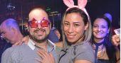 foto fotos Akbar Lounge e Disco recebeu os agitos da Noite do Vermelho