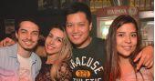 foto fotos Noite do Whisky como DJs Sandrinho, Zhenna e Daniel Tutunic no Akbar Lounge e Disco