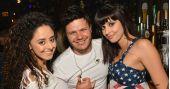 foto fotos Banda Bubbles comandou a noite com pop rock no palco do Dublin