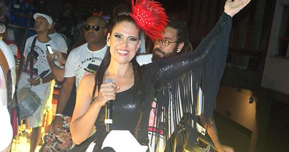 fotos - Bloco de Carnaval Acadêmicos do Baixo Augusta desfilou na Rua da Consolação