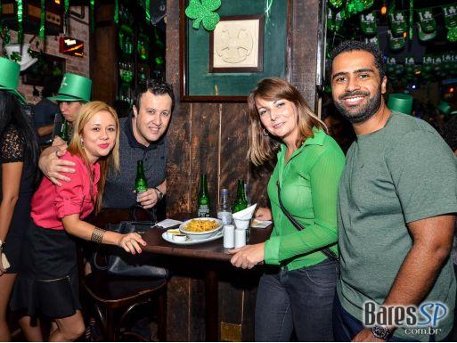 Bandas Remake, Jack Fast e Mach 5 animaram o St. Patrick's Day do Dublin