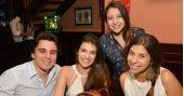 Banda Go Ahead se apresentou no palco do The Blue Pub /fotos/coberturas/22743/22743_pq BaresSP