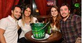 foto fotos Banda Bubbles comandou a noite com pop rock no Republic Pub