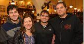 Grupo Transachoro e Dennis Alencar comandaram o sábado no Bar Birô /fotos/coberturas/22793/22793_pq BaresSP