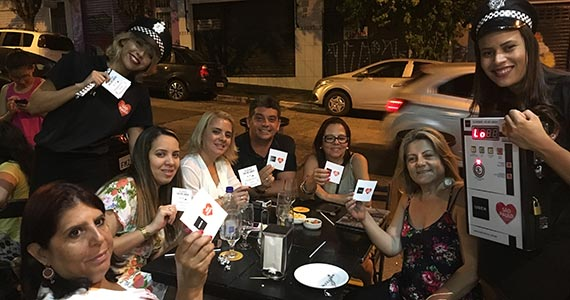 Se Beber, Vá de UBER no Bar do Jão
