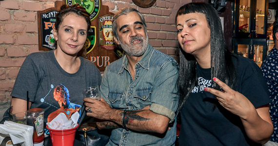 Bandas Letty, BBGG e The Biggs comandaram a noite com muito pop rock no St. Pauls Pub - St. Patrick's Week 2018