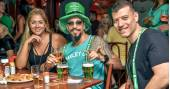 Festa de St. Patricks Day com as bandas Roxter e The Lords no Liverpool Pub - St. Patrick's Week