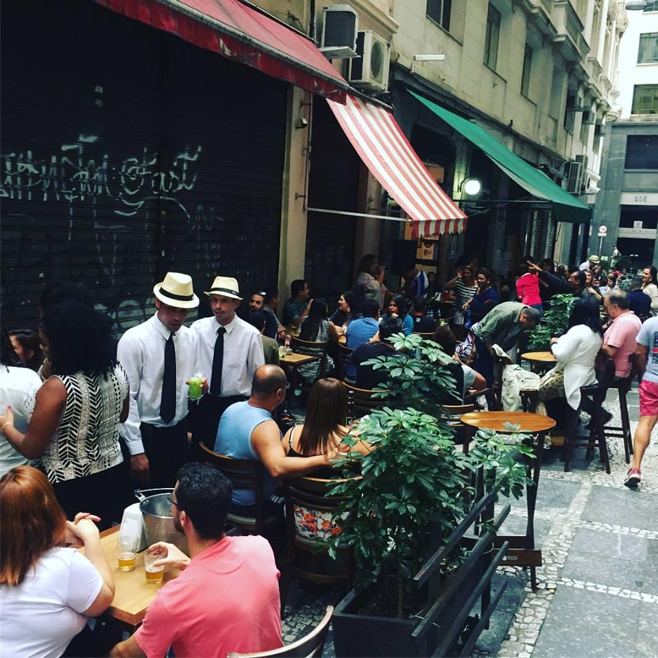Sábado, Samba no Bar 34