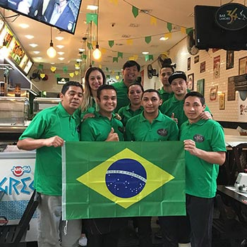 Jogo do Brasil 2x0 Costa Rica