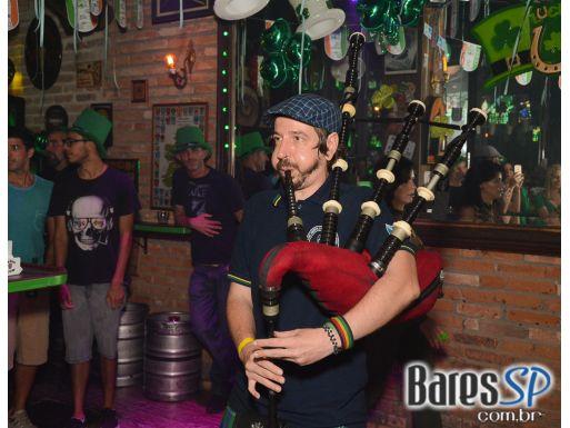 Dublin Live Music celebra o St.Patrick's Day com festa irlandesa em grande estilo