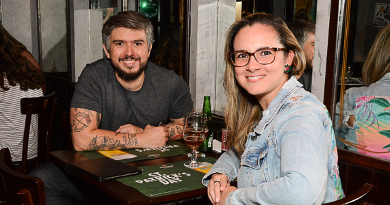 Happy Hour e Jantar no St. Patrick's Week do Cão Véio Pinheiros