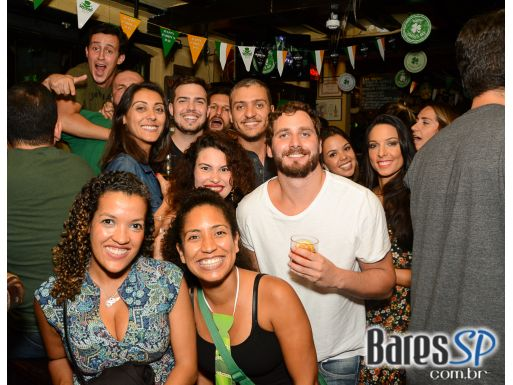 O'Malley's realiza comemoração do St. Patrick's com shows de irish music e rock