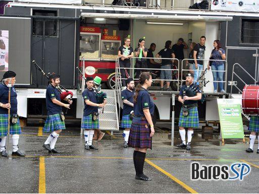 Festa de St Patrick's Day 16 e 17/03