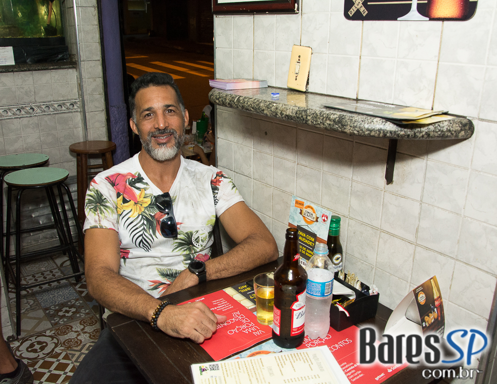 Bar do Berinjela participou do Comida di Buteco com o petisco