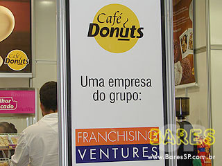 ABF Franchising Expo 2008 no Expo Center Norte