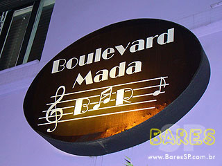 Música ao vivo no Boulevard Bar & Restaurante - Ação Blowtex