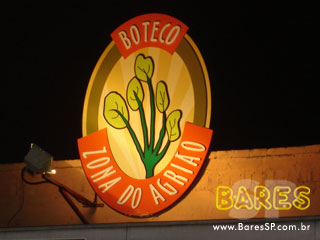 Sexta animada no Boteco Zona do Agrião