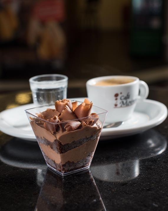 Café Moinho -Al. Santos