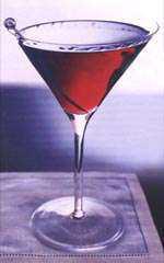 Receitas - Chambord Martini1